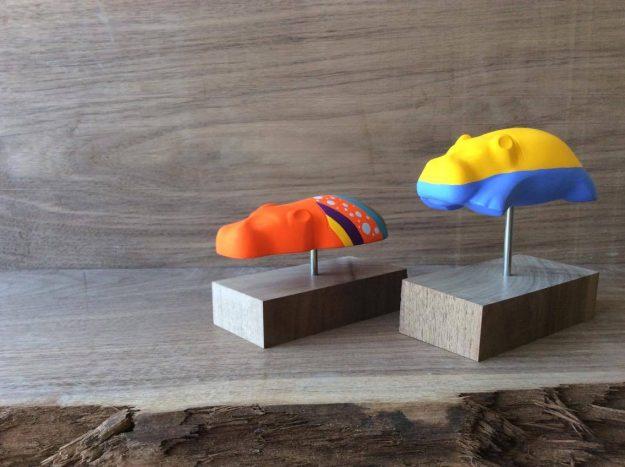 ワークショップ 「かばいいカバさんを型から造ろう」 @ gallery kissa | 台東区 | 東京都 | 日本