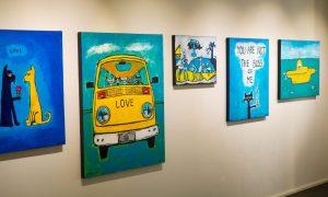ゼロからギャラリーで発表まで 絵本作家と創る「絵本創作ワークショップ」 第3期絵本展 @ gallery kissa | 台東区 | 東京都 | 日本